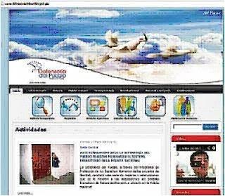 DEFENSORÍA DEL PUEBLO - El diseño que costó $250 mil