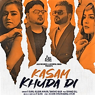 Kasam Khuda di-Lyrics-Video-Punjabi Song