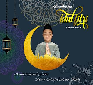 Video Ucapan Hari Raya Idul Fitri