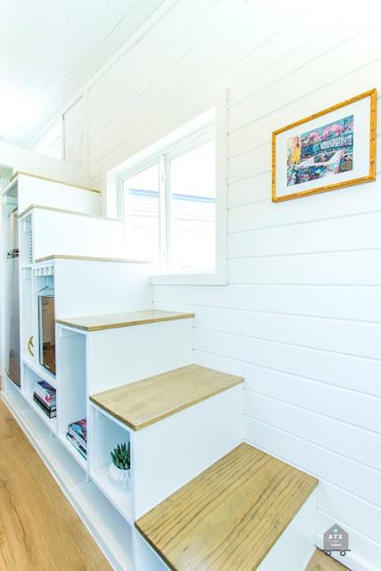 Kerbey tiny house - ATX Tiny Casas