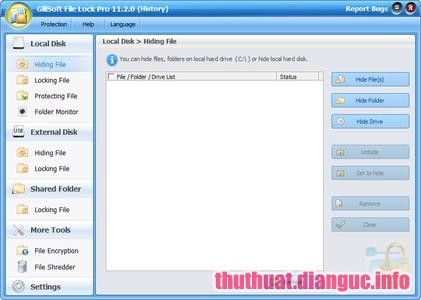 tie-smallDownload Gilisoft File Lock Pro 11.2.0 Full Key
