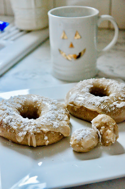 Dough Bar Doughnuts and Coffee Cup