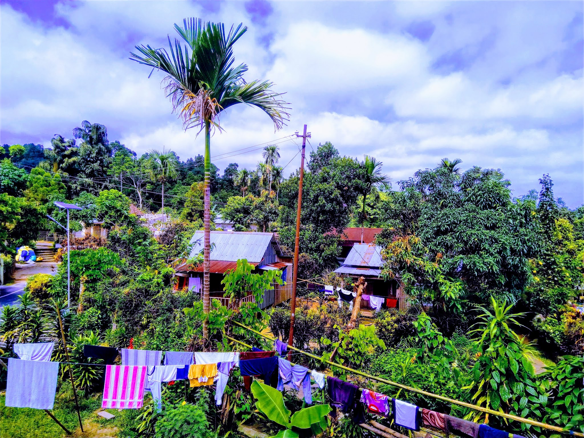 THE CLEANEST VILLAGE OF ASIA: MAWLYNNONG, MEGHALAYA
