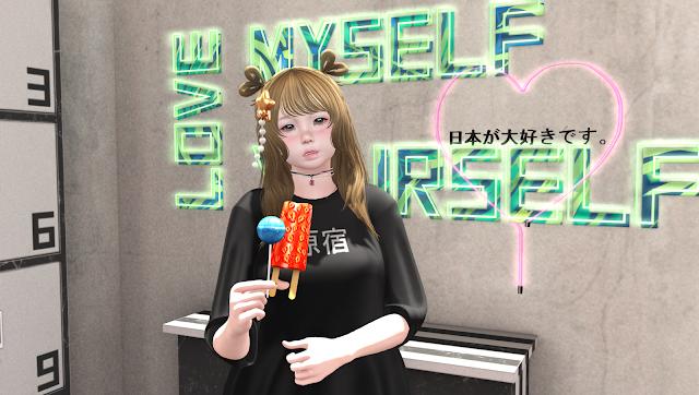 Harajuku 1ST ANNIVERSARY Gift (Free)