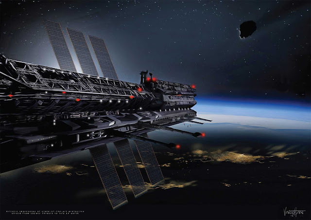 What is a Asgardia, the State Space of interest a lot of people!