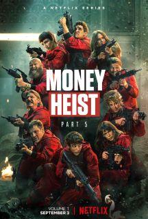 Money Heist Season 5 Dual Audio Hindi