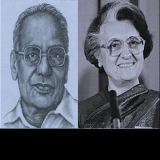 What were the things that caused such bitterness between Indira Gandhi and Jai Prakash Narayan .