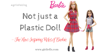 girliefix blog - news inspiring roles of barbie doll