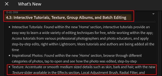 Lightroom cc Mobile 4.3 Updates New Version, lightroom cc 4.3 unlocked