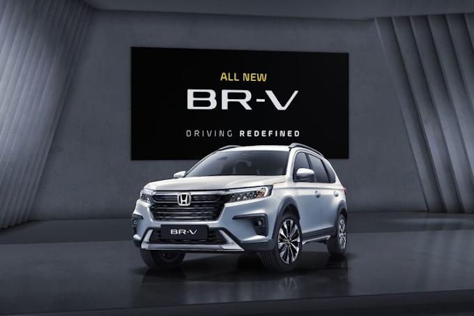 Honda BR-V Sudah bisa dipesan di Jabodetabek
