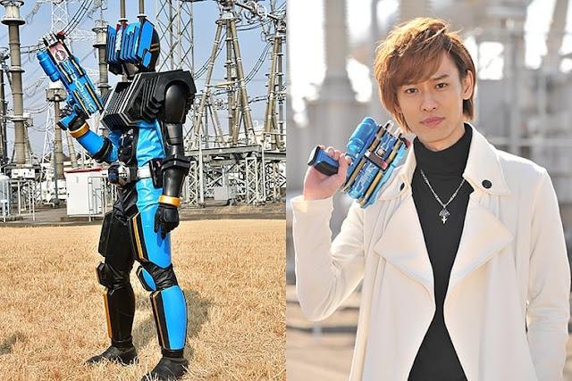 Harits Tokusatsu | Blog Tokusatsu Indonesia: Kamen Rider Diend Returns in Kamen Rider Zi-O!