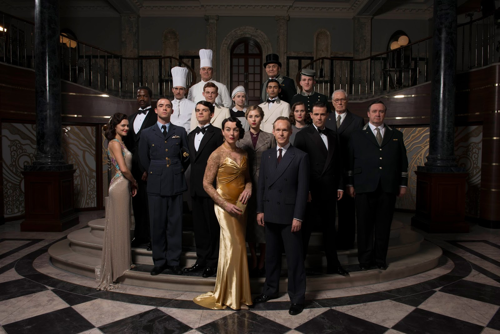 'The Halcyon': la sucesora de 'Downton Abbey'