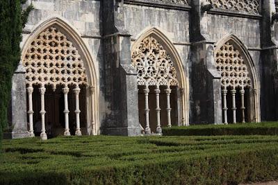 Cloister of Batalha Monastery