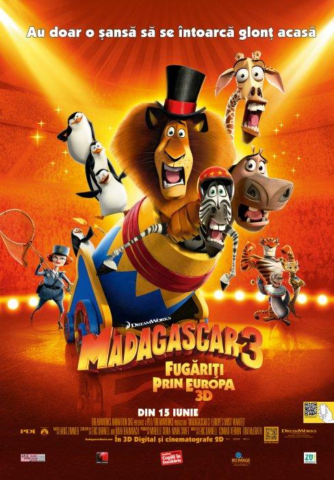 Desene Madagascar 3 Online Dublat In Romana