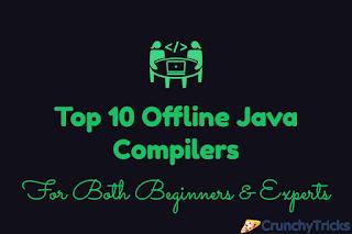 Offline Java Compilers