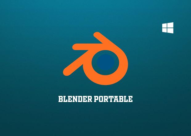 Download Blender Portable For Windows