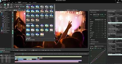 برنامج VSDC Video Editor Pro