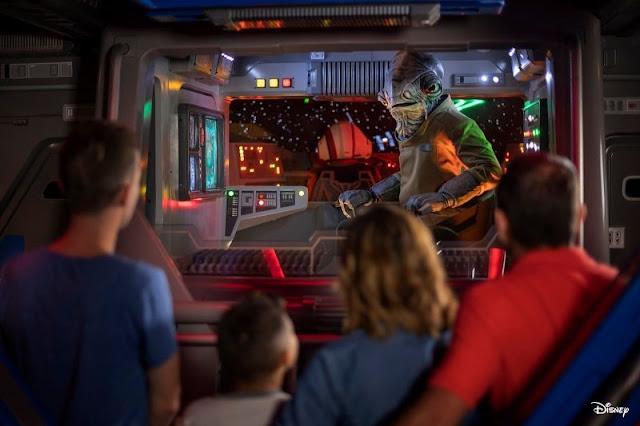Star Wars Galaxy's Edge, Disneyland, Disney's Hollywood Studios, Batuu,  星球大戰 銀河邊緣