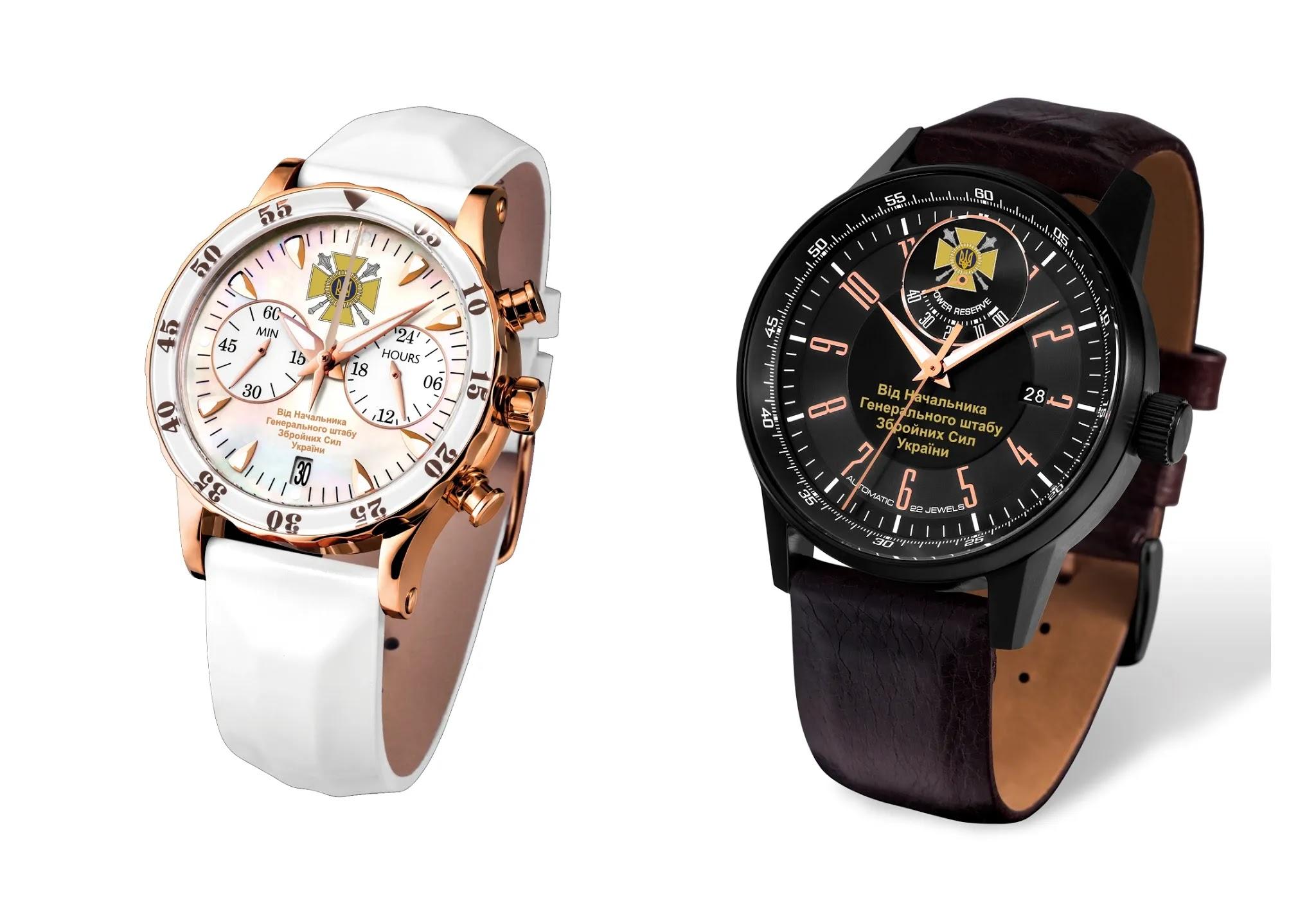 Генштаб придбає подарункові годинники на 800 тисяч