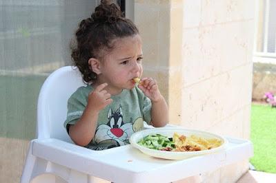 manfaat makan ikan untuk anak