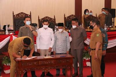 Pemko Medan dan DPRD Medan Setujui 28 Propemperda Tahun 2021