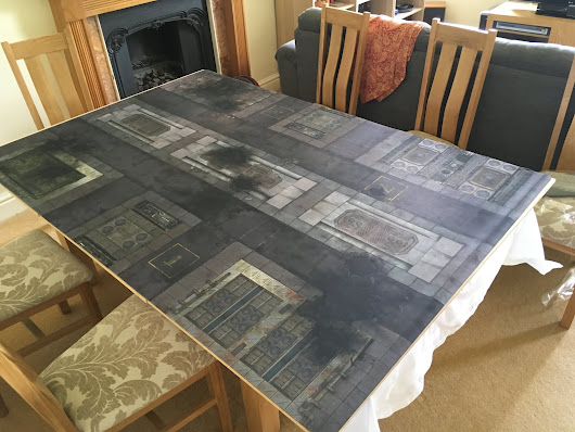 Imperial City Gaming Mat