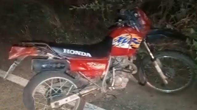 O preço da irresponsabilidade: criança conduzia moto que atropelou e matou jovem em Hidrolândia