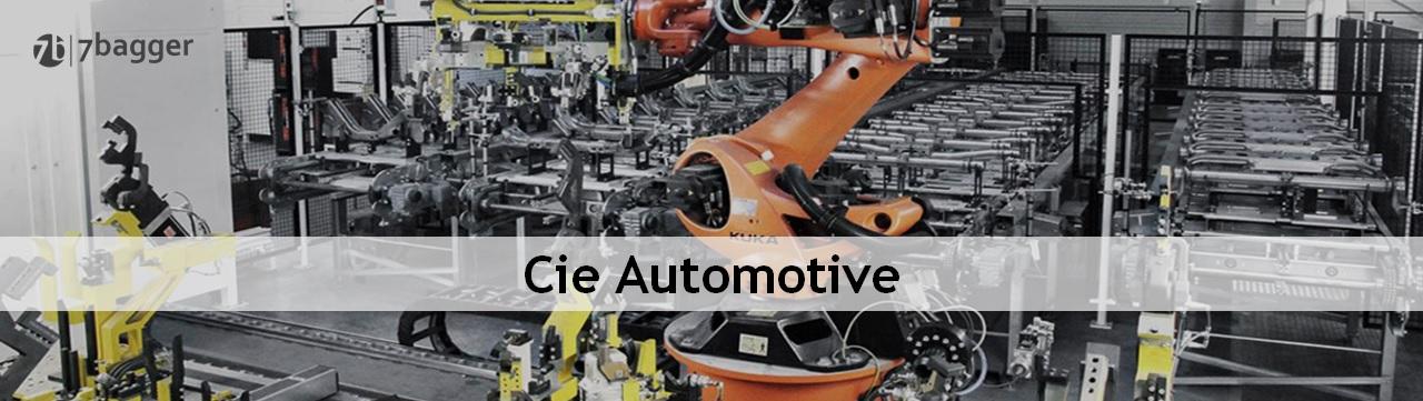 CIE Automotive análisis fundamental