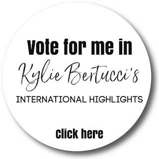 Kylie Bertucci August 2020 International Blog Highlights