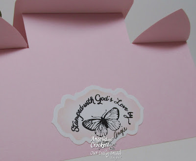 ODBD Butterfly Mini Designer Angie Crockett