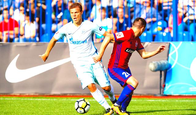 Campeonato russo 2017-2018