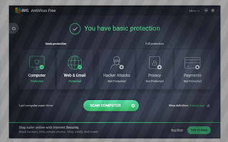 AVG antivirus best free antivirus software