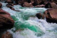 River Rapids - Photo by Jade Lee on Unsplash