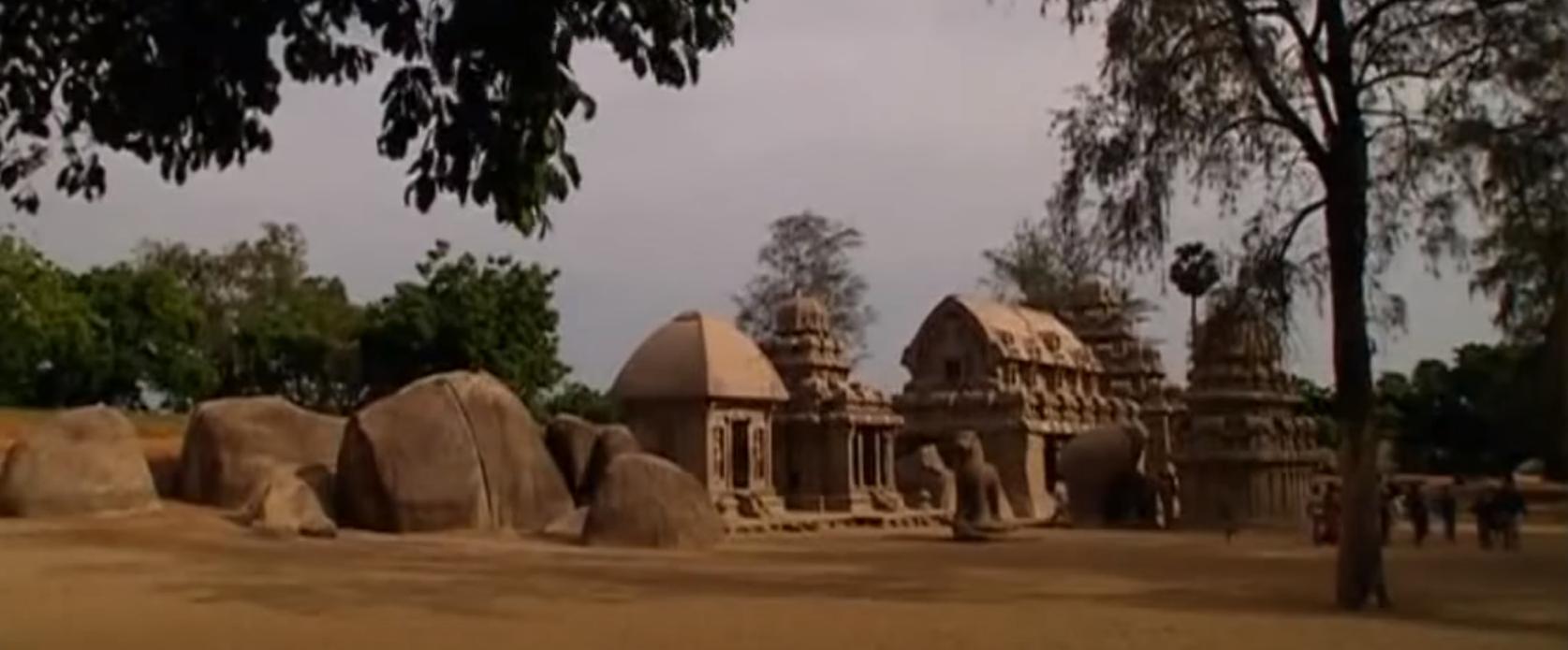 Индуистская архитектура