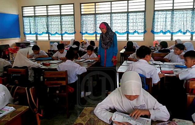 Administrasi Guru dan Wali Kelas