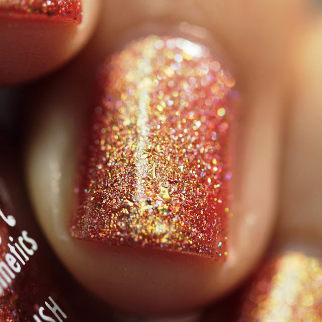 Girly Bits Brown Sugar Small Batch swatch by Streets Ahead Style