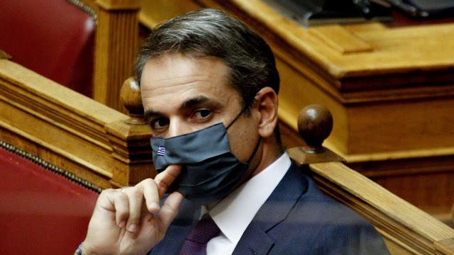 Αρνείται να ενημερώσει λαό και πολιτικούς αρχηγούς για τη μυστική συμφωνία με την Τουρκία ο Μητσοτάκης