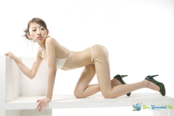 Jin Yan Li Xiaoshan magazine supermodel Naked photos
