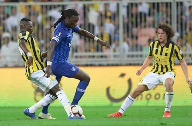 نتيجة مباراة الهلال اليوم ضد ضمك في الدوري السعودي
