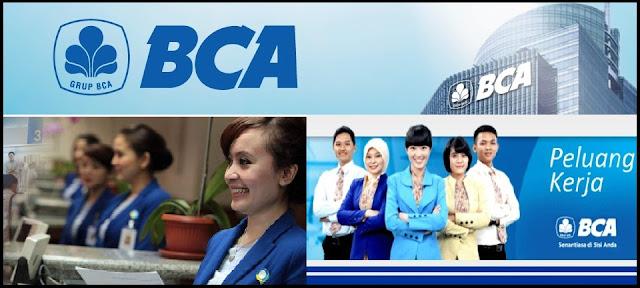 Lowongan Kerja PT Bank Central Asia, Tbk Lulusan SMA, SMK, Diploma, Sarjana Dengan Posisi Magang Bakti, Staf Data Analyst, ETC Bulan Oktober 2019