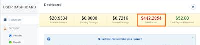 Cara Mendapatkan Uang Dari Blog Dengan Popcash.net