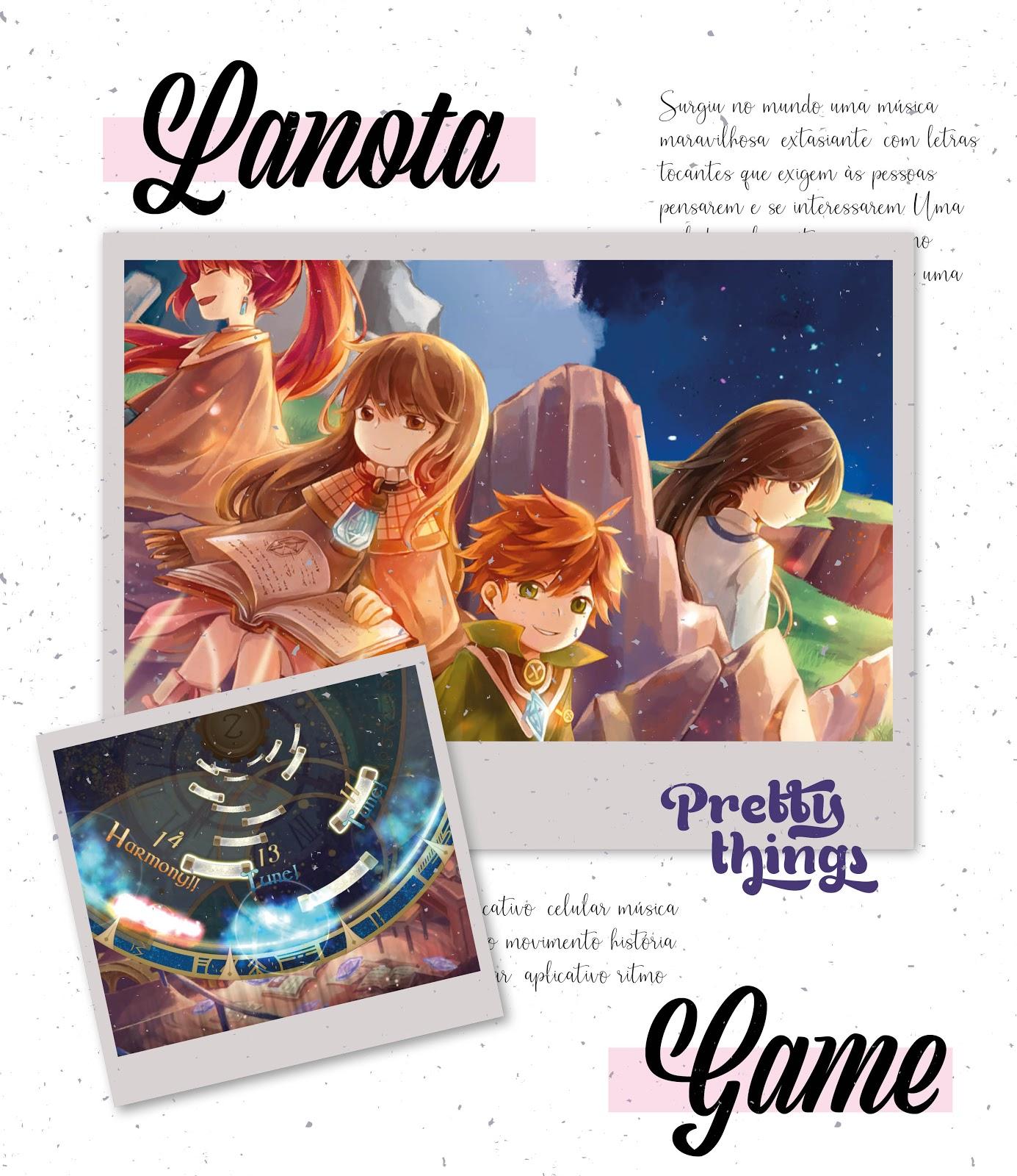 Lanota - Game para celular