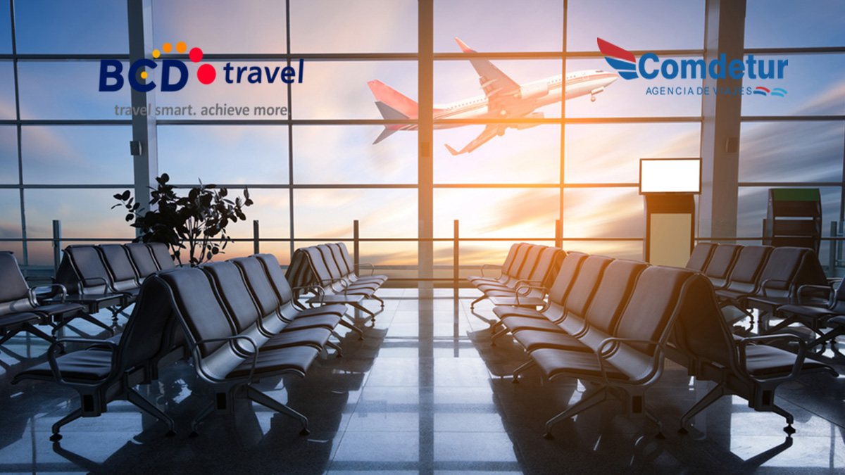 BCD TRAVEL CONDETUR PARAGUAY RED GLOBAL 01