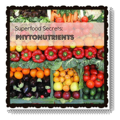 Why You Need Phytonutrients