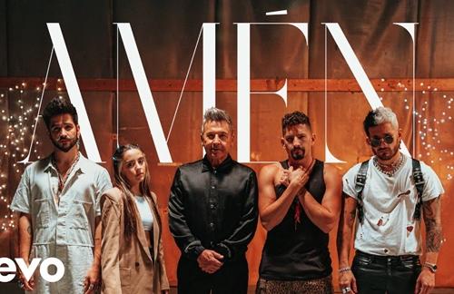 Amen | Ricardo Montaner & Mau Y Ricky & Camilo & Evaluna Montaner Lyrics