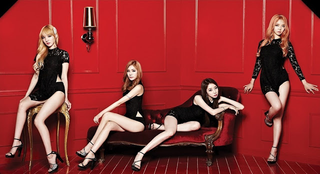 Stellar South Korean Girl Group (South Korean band)