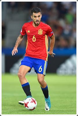 Spain Dani Ceballos