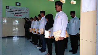 Tak Akui NKRI, Dua Napiter di Lapas Jombang Tak  Dapat Remisi