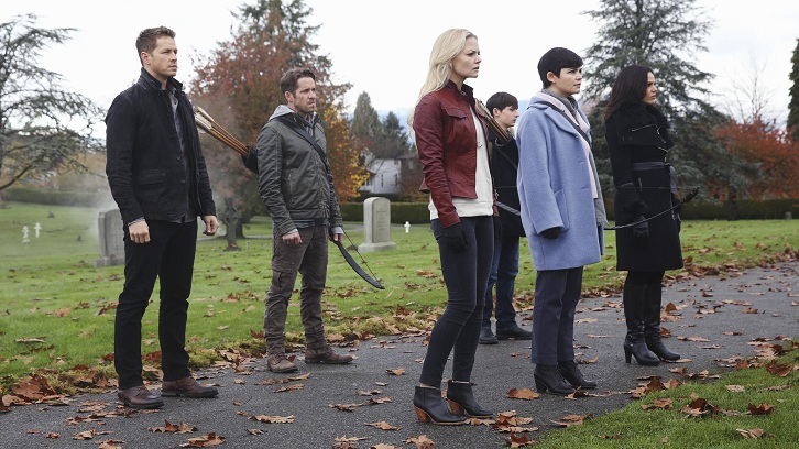 """POLL : What was your favourite scene in Once Upon a Time """"Souls of the Departed""""?"""