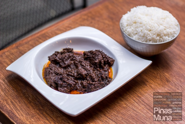 Beef Rendang by Restoran Garuda Indonesian Restaurant in Salcedo Legazpi Village Makati